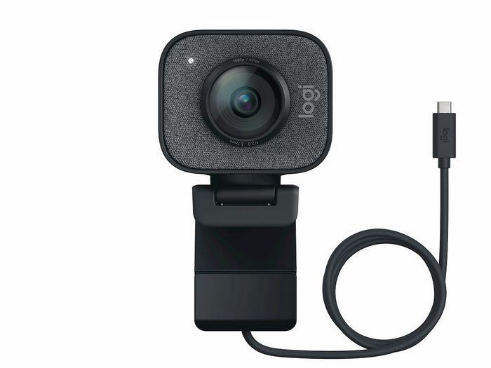 罗技发布StreamCam网络摄像头 主打流媒体直播应用