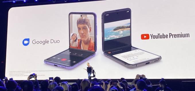 三星Galaxy S20拨号器已整合Google Duo视频通话功能