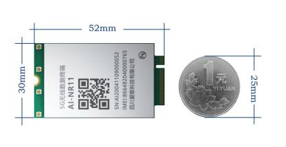 长虹成功研发首款国产超小体积5G通信模组
