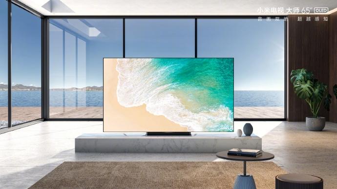 12999元音画双绝 小米电视大师OLED 65英寸今日开售 - Xiaomi 小米科技 - cnBeta.COM