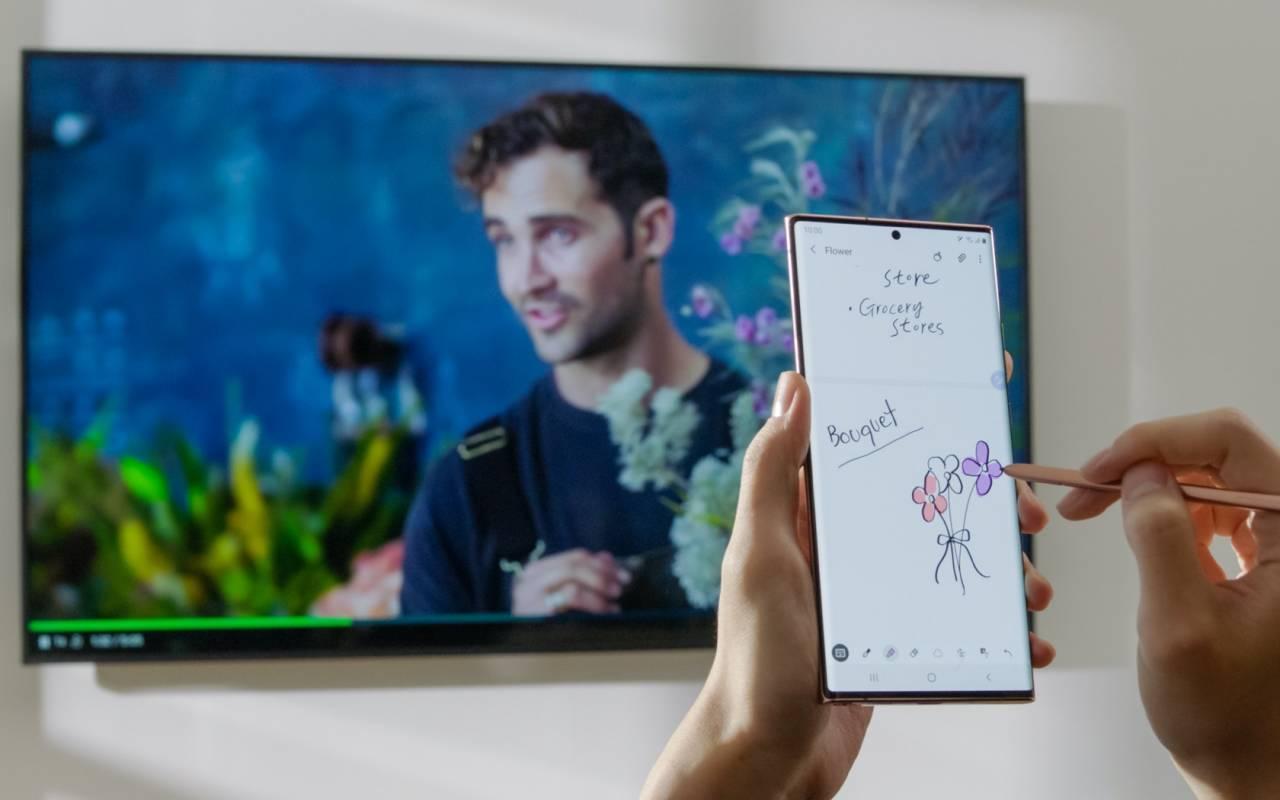三星发布Galaxy Note 20系列 带来最大6.9英寸屏幕和更好的S Pen