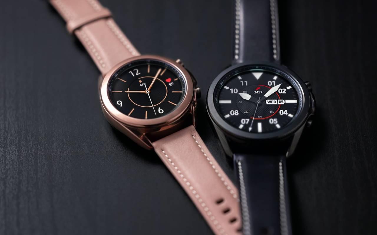 三星发布Galaxy Watch 3 可以追踪心电图、睡眠和血压