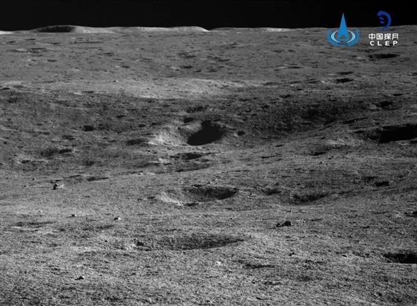 嫦娥四号、玉兔二号再次结束月夜休眠 留下绝美倩影