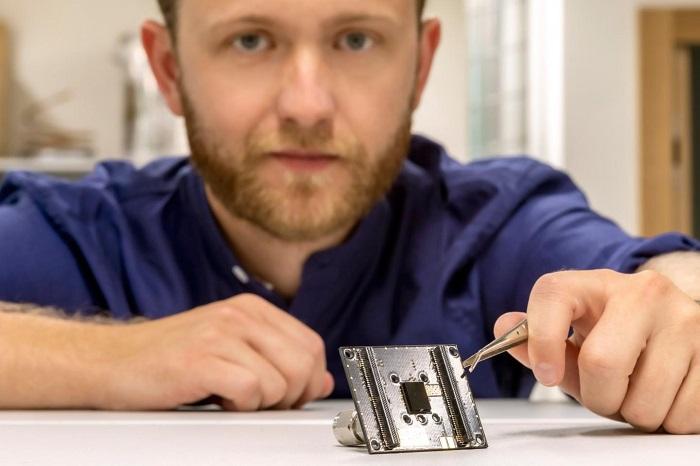 研究团队打造迄今最小巧的PM2.5传感器 可集成至手机或穿戴设备