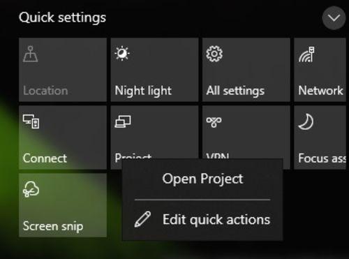 Windows 10操作中心设计即将升级:融入Windows 10X元素