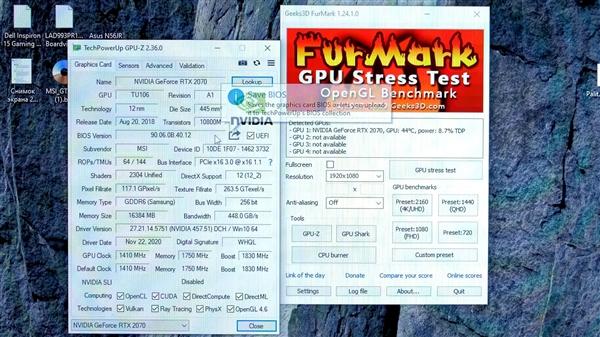 高手将RTX 2070爆改成16GB显存:跑分倒退30%