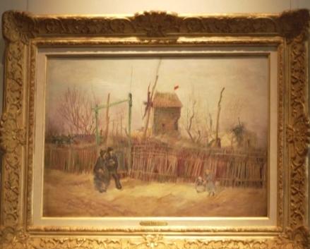 一幅从未面世的梵高画作将拍卖:价值500万到800万欧元