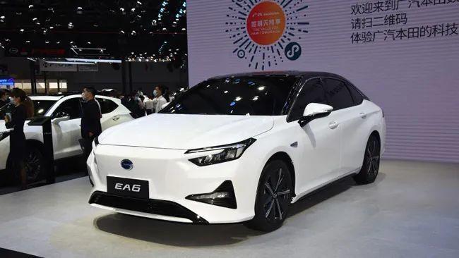 广汽本田电动轿车3月10日上市 挂埃安车标
