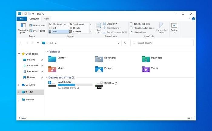即將迎來大改版 Windows 10全新文件管理器上手體驗