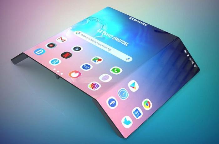 三星Galaxy Z Fold三折屏概念设计曝光 附带独特的S Pen收纳位