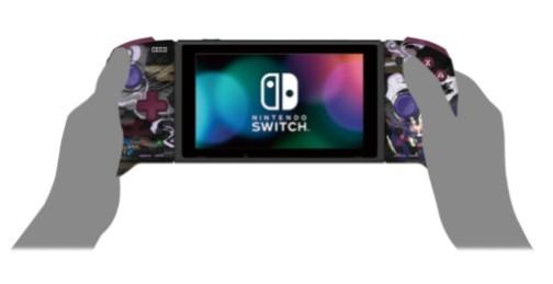HORI《怪獵:崛起》主題Switch手柄發售 加寬加強長持不累 - Nintendo 任天堂
