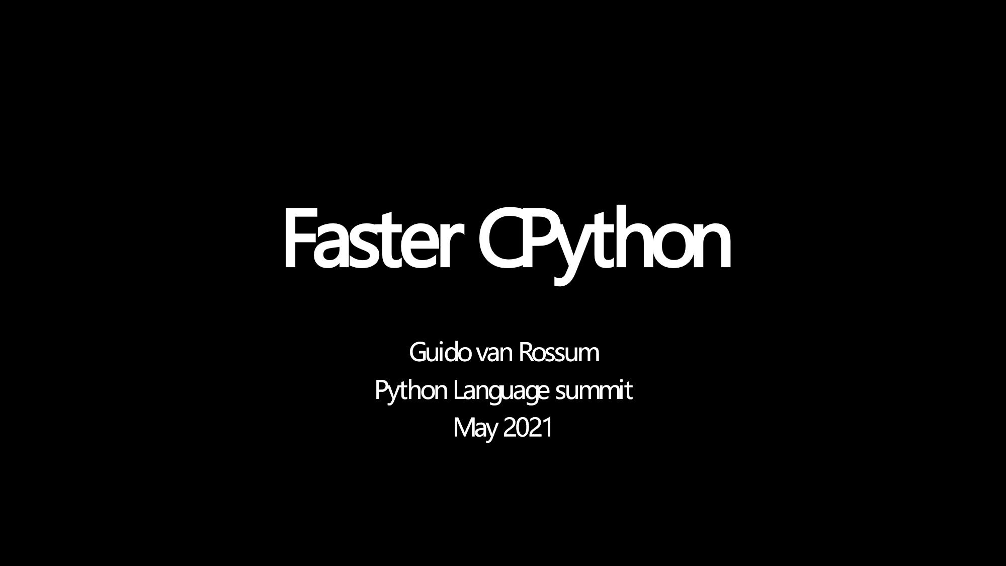 [多图]El fundador van Rossum quiere duplicar la velocidad de Python-Software and Applications-cnBeta.COM