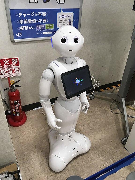 消息称软银拟出售法国Pepper机器人业务 目前正在谈判