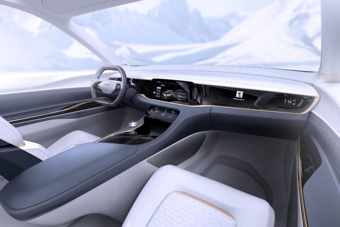 克萊斯勒對自動駕駛概念車的早期展望