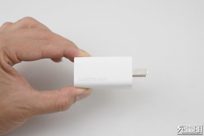 充电器也要冲击高端市场,小米65W GaN氮化镓充电器评测(AD65G)