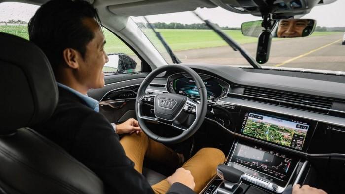 奥迪放弃在现有旗舰车型推出L3自动驾驶计划 不是因为非技术缺陷