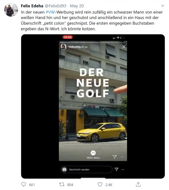 Screenshot_2020-05-22 Felix Edeha on Twitter In der neuen #VW-Werbung wird rein zufällig ein schwarzer Mann von einer weiße[...].png