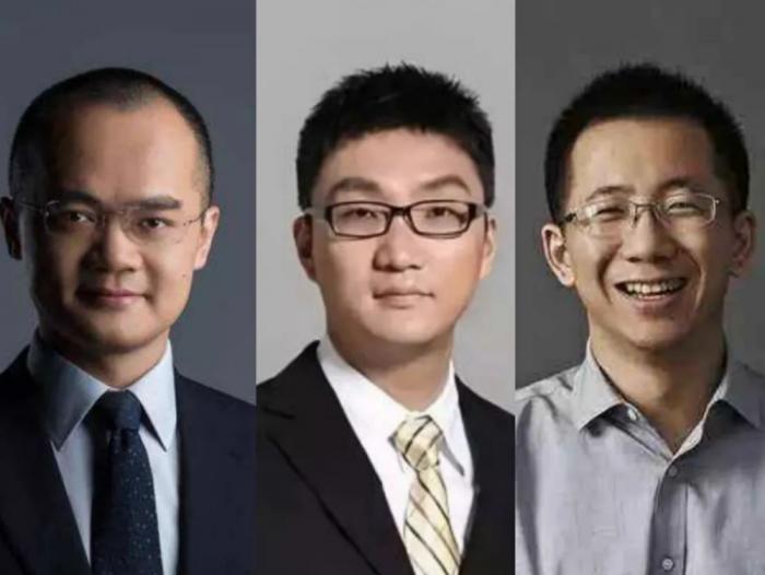 """中国互联网三代""""三巨头""""的浮沉与迭代"""
