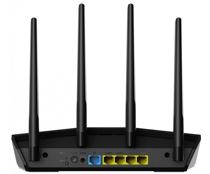 华硕最便宜的Wi-Fi6路由AX55发布:五千兆口、支持Mesh组网