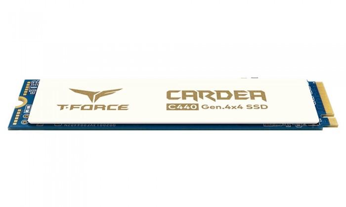 十铨发布乳白航太陶瓷PCIe 4.0 SSD