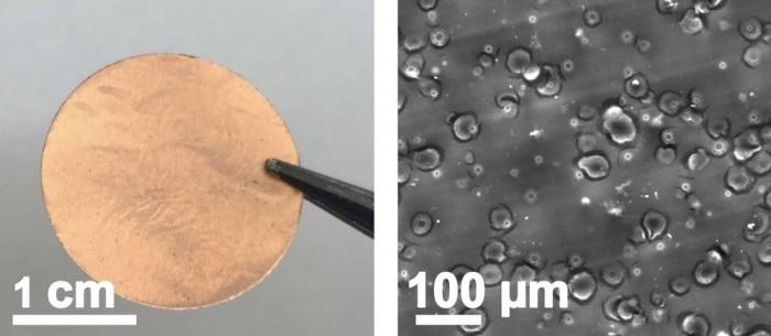 [图]用胶带解决锂电池痛点:减少枝晶产生 延长电池寿命