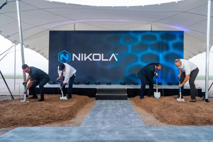 """卡车界特斯拉""""Nikola""""大涨 尽管还没造出一辆车"""