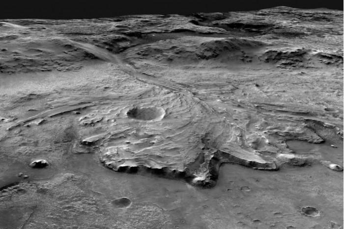 """""""毅力号""""探测器将使用迄今最精准火星地图展开导航"""