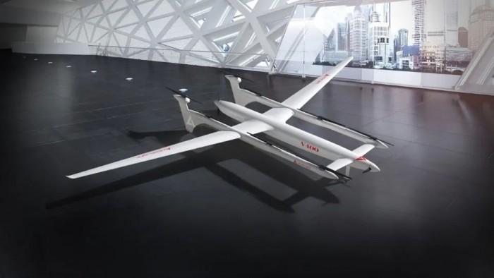 世界无人机大会:400公斤级eVTOL飞行器将首发