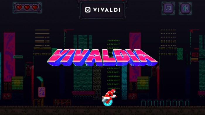 [图]Vivaldi 3.4发布:内置赛博朋克风格游戏《Vivaldia》
