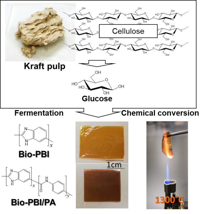 <b>研究人员用生物质制出有史以来耐热性最高的塑料</b>