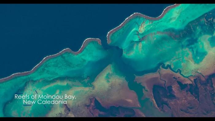 [视频]国际空间站载人飞行20年:NASA精选20张最佳地球照片