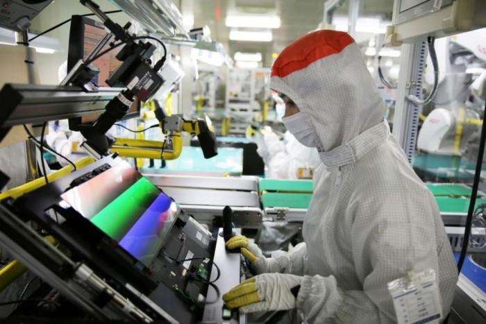 三星退出國內LCD面板工廠TCL已全面接管- Samsung 三星- cnBeta.COM