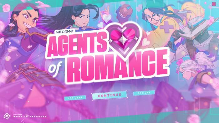 愚人節整活:拳頭遊戲宣布即將推出Valorant戀愛模擬遊戲 - 遊戲