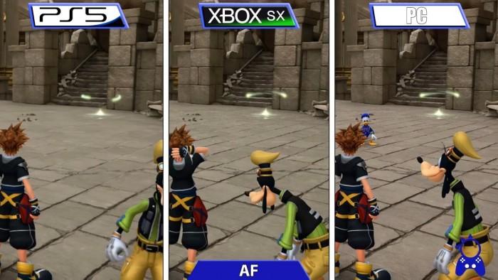 《王國之心3》PC與次世代主機版對比 畫面誰更美 - 遊戲