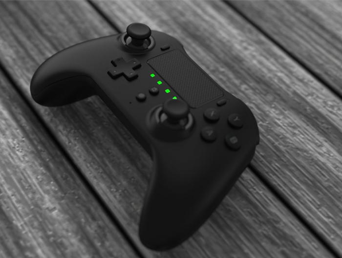 騰訊「遊戲手柄」外觀曝光:神似索尼PS5手柄 - Tencent 騰訊