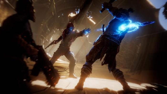 《Outriders》GameSpot暫獲8分 將各種熟悉元素混合在一起 - 網游