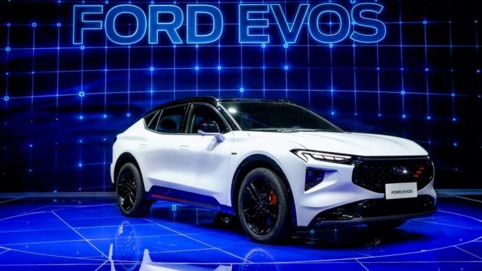 福特推出新的全电动跨界车EVOS-IT和Transport-cnBeta.COM
