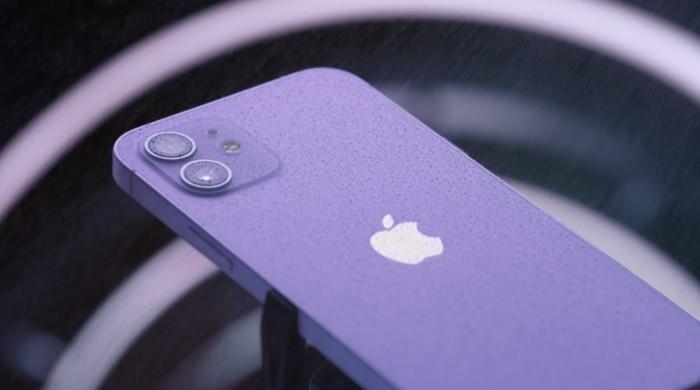 苹果中国开启iPhone 12/12 mini紫色版预售 5499元