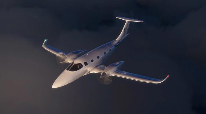 Bye Aerospace宣布推出eFlyer 800八座电动飞机