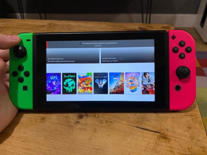 任天堂:不允许Switch运行xCloud等其他云游戏服务