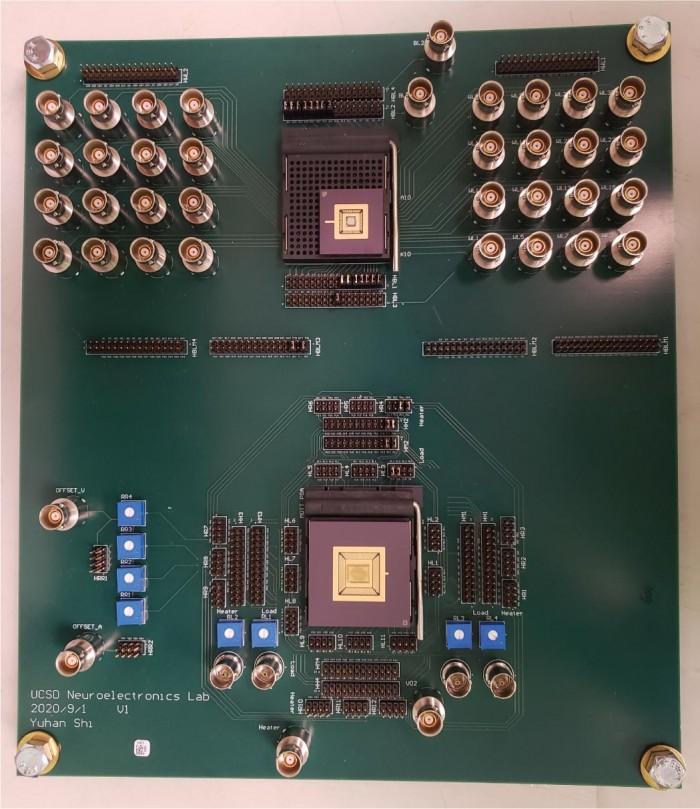 新的人工神經元設備可以使用極少能量運行神經網路計算