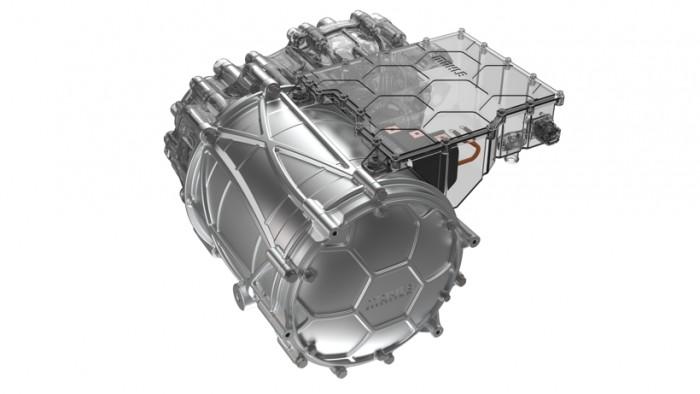 马勒新推高效无磁驱动电机:无需稀土 效率超95%