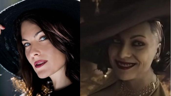 《生化危机8:村庄》蒂米斯特雷库夫人的脸模曾是米拉乔沃维奇的替身