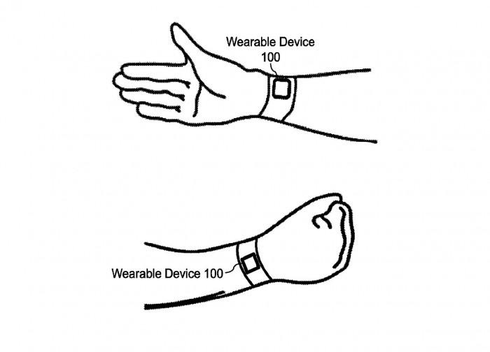 苹果Apple Watch新专利 佩戴者可用手势完成闹钟停止等功能