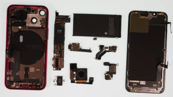 iPhone 13 mini Teardown