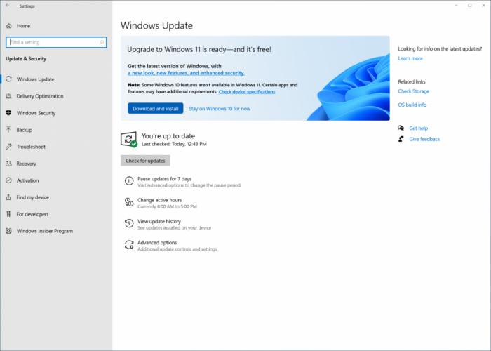 Windows 11正式版今日推送 免费升级方法、最低系统要求公布 thumbnail