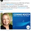 索尼产品开发副总Connie Booth入选电子游戏名人堂