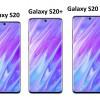 Galaxy S20 Ultra有望配备10倍光变潜望式镜头