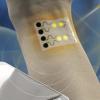 研究人员开发了用于健康监测的可穿戴式气体传感器