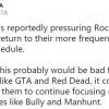 8年开发期太长:传R星被强迫更频繁地推出游戏